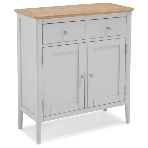 Stanton Grey Compact Sideboard